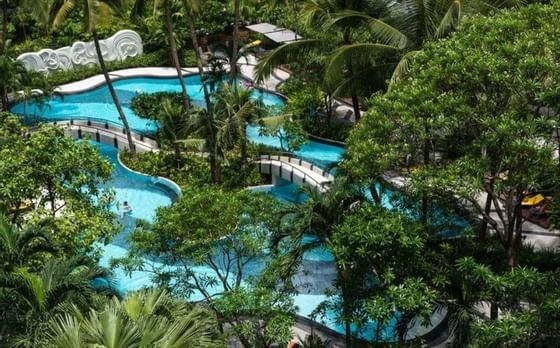 Chatrium Residence Sathon Swimming Pool