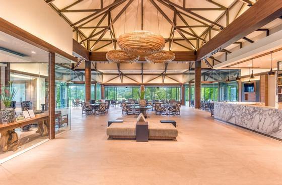 Chatrium Golf Resort Soi Dao Club House
