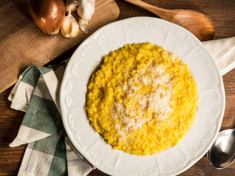 4 ristoranti gourmet per mangiare il miglior risotto allo zafferano di Milano