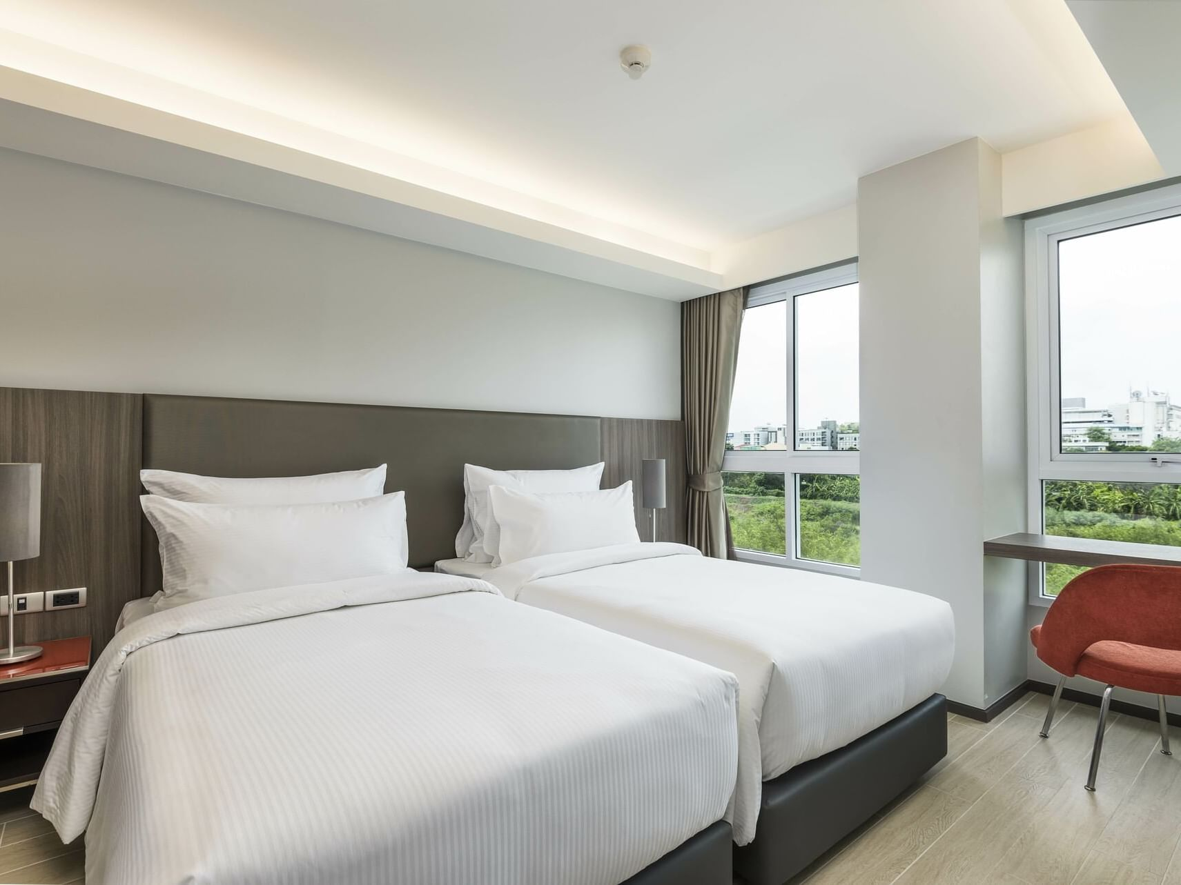 View of Grand two bedroom Residence  at Maitria Hotel Rama 9
