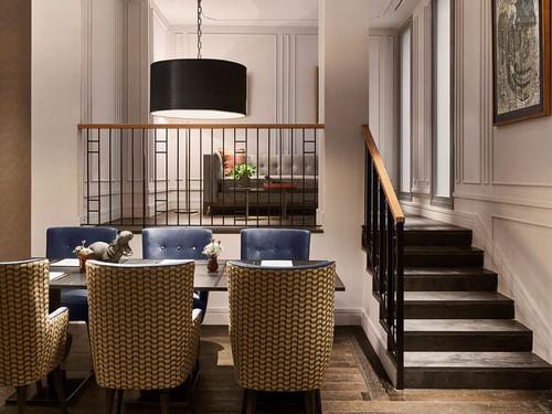 Meeting Room at Gran Hotel Inglés in Madrid