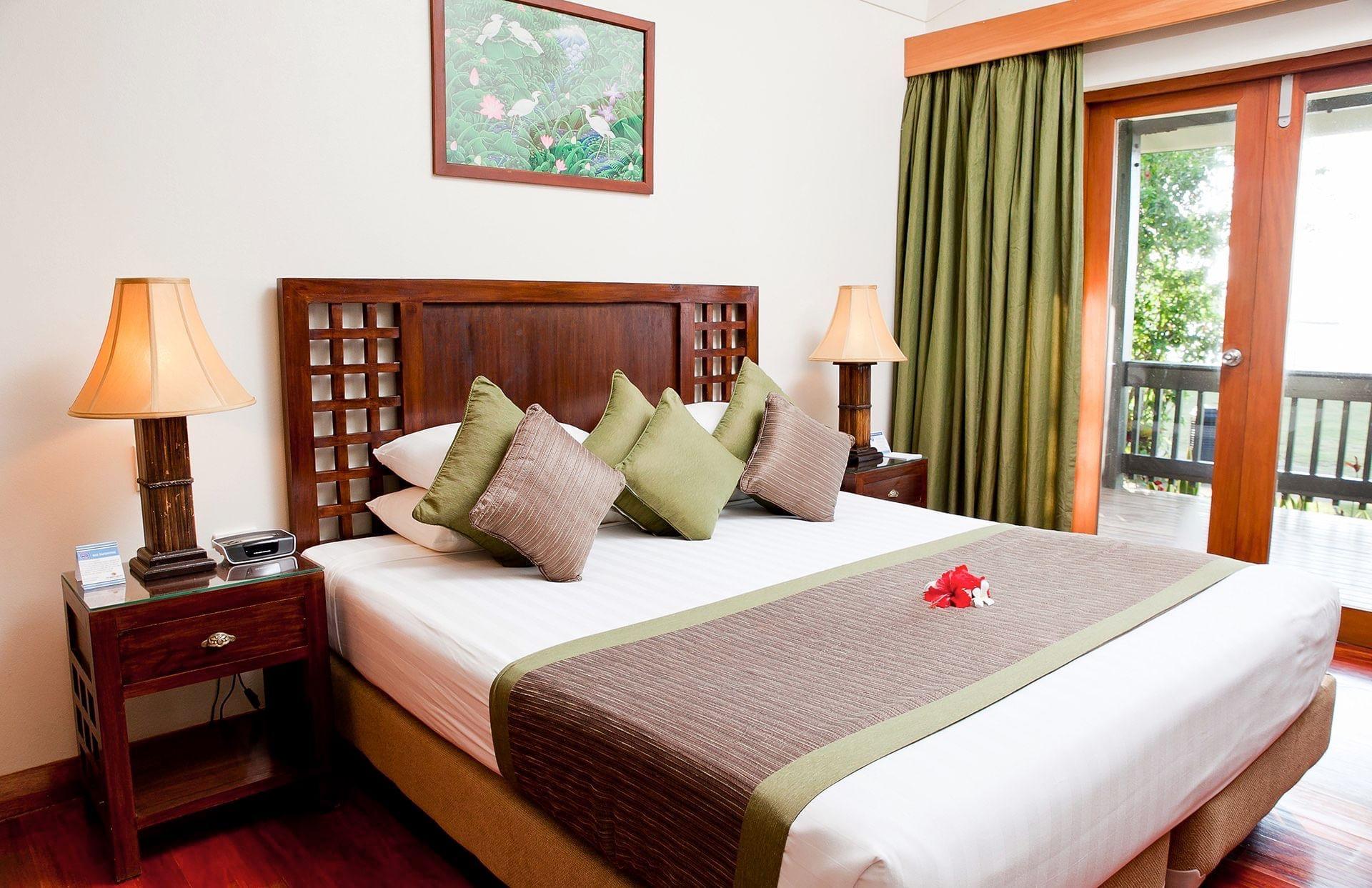 Ocean View Room at Naviti Resort