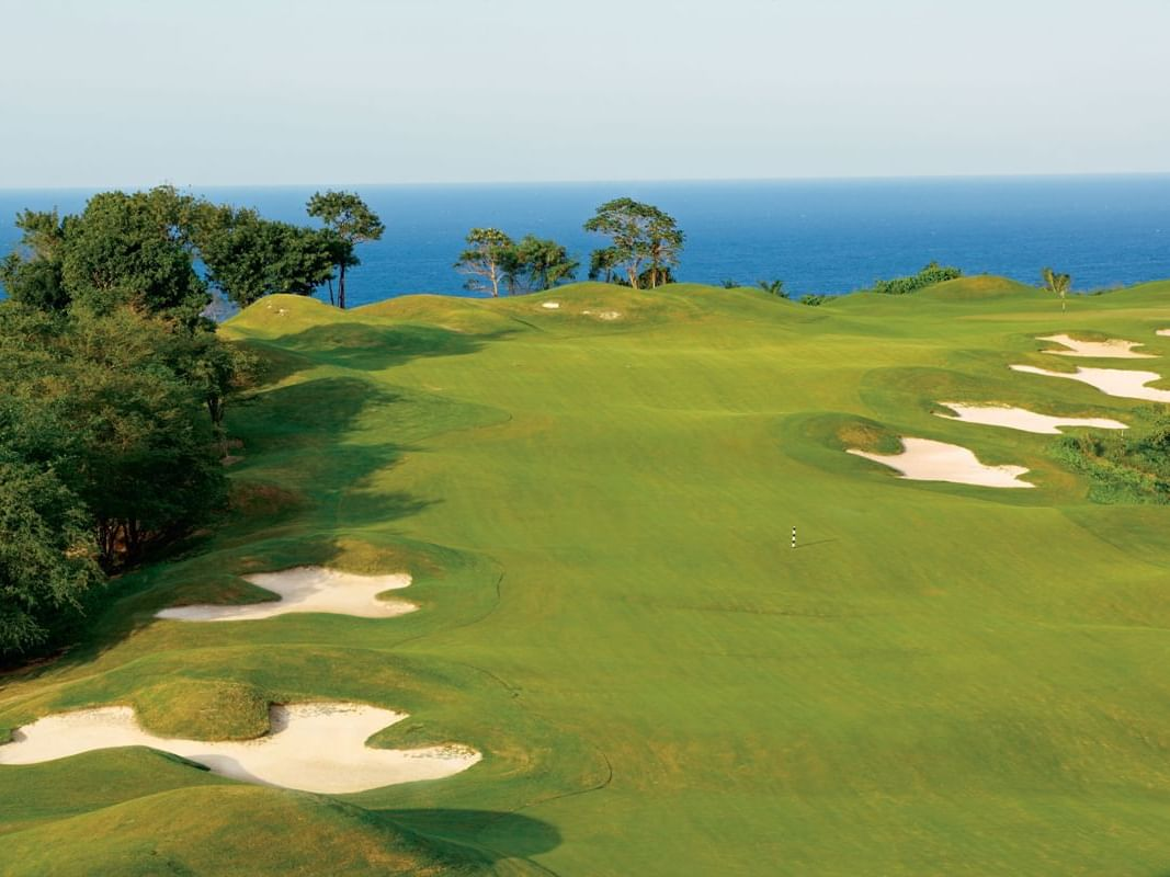 White witch golf course near Holiday Inn Montego Bay