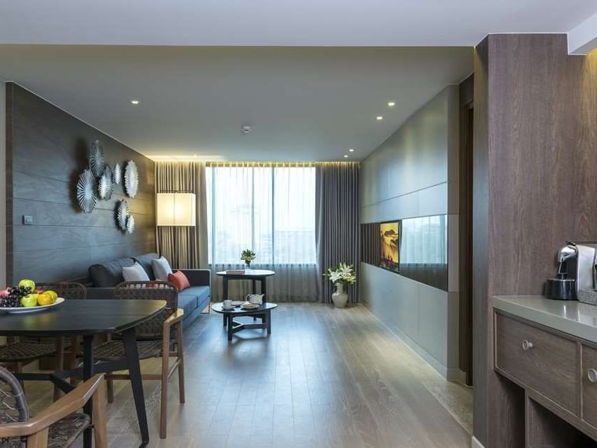 Two Bedroom Family Suite at U Hotels and Resorts