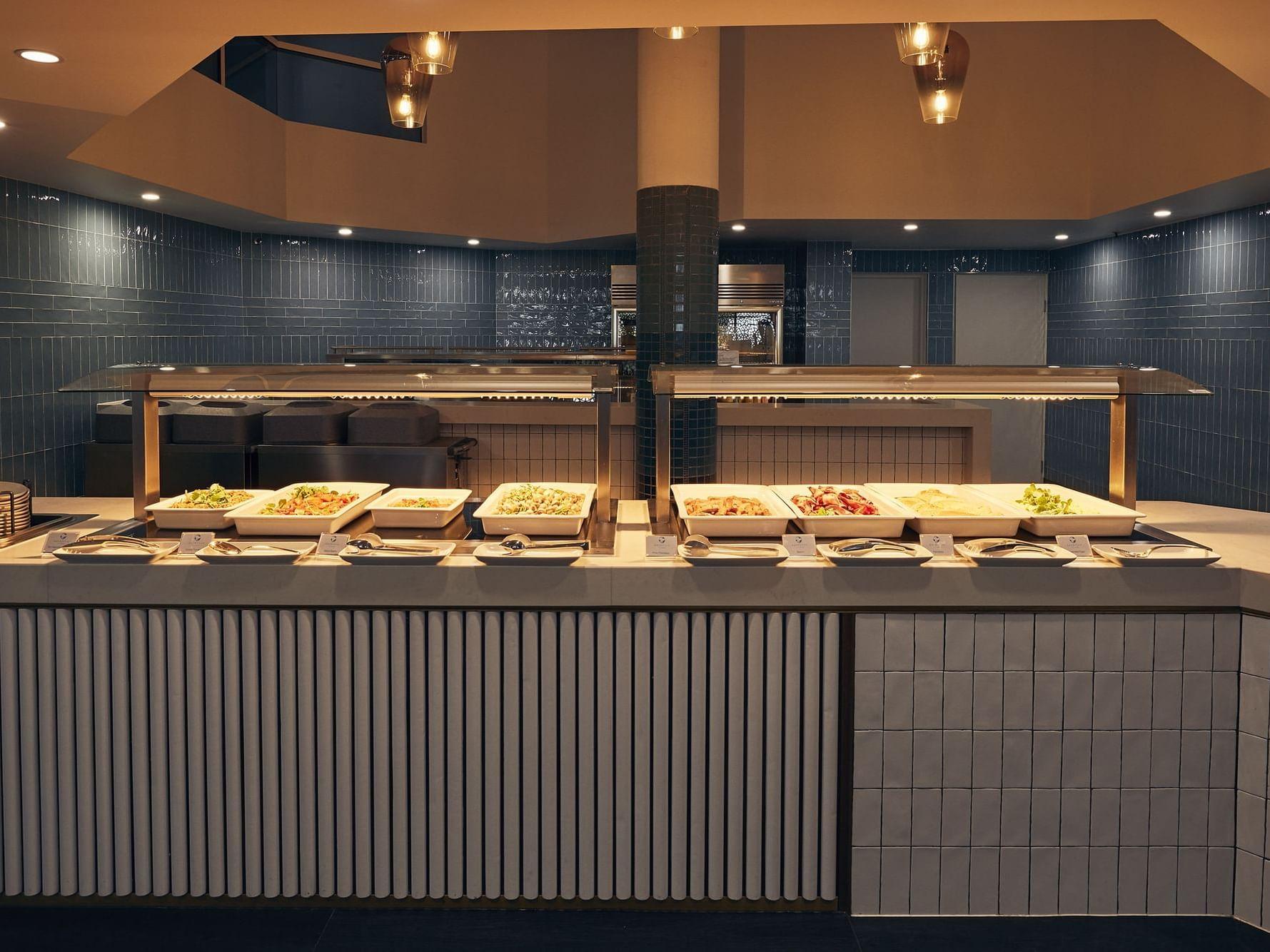 Graze Restaurant Dinner Buffet at Daydream Island Resort