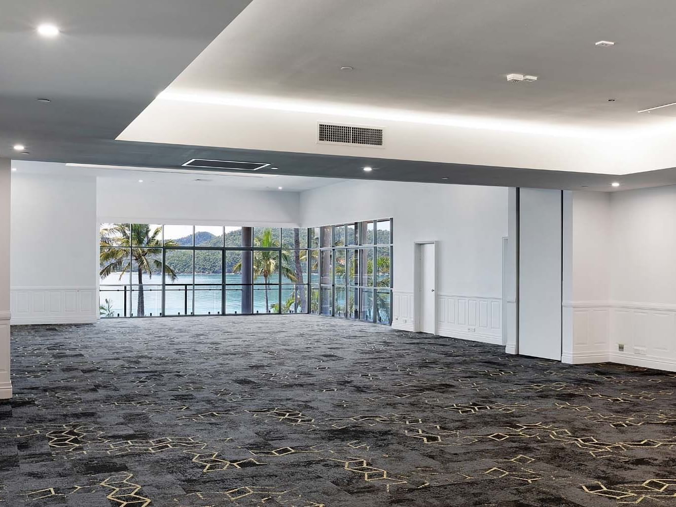 Event spaces at Horizon room at Daydream Island Resort