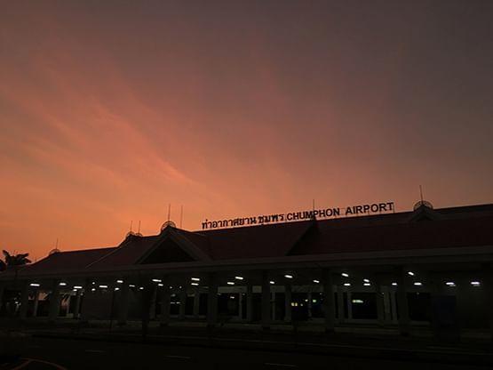 Chumphon Airport - HOP INN HOTEL