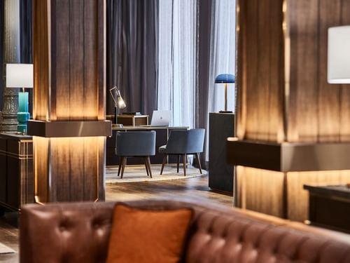 Facilities at Gran Hotel Inglés in Madrid