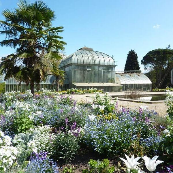 Jardin Botanique Geneva - WARWICK CORPORATE