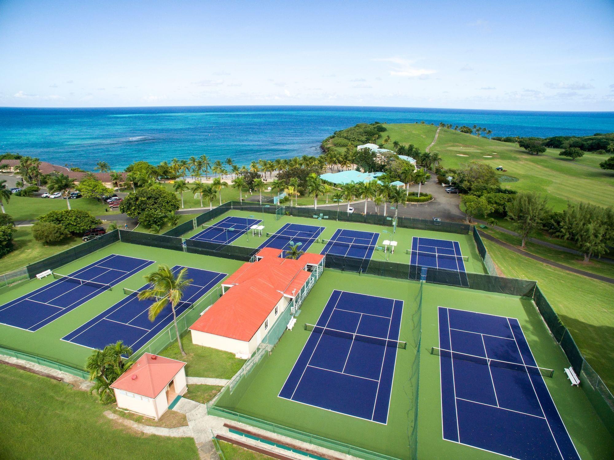 Tennis Courts