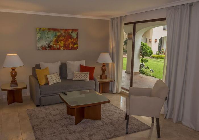 Suites rooms at Hotels Grupo Guadalajara