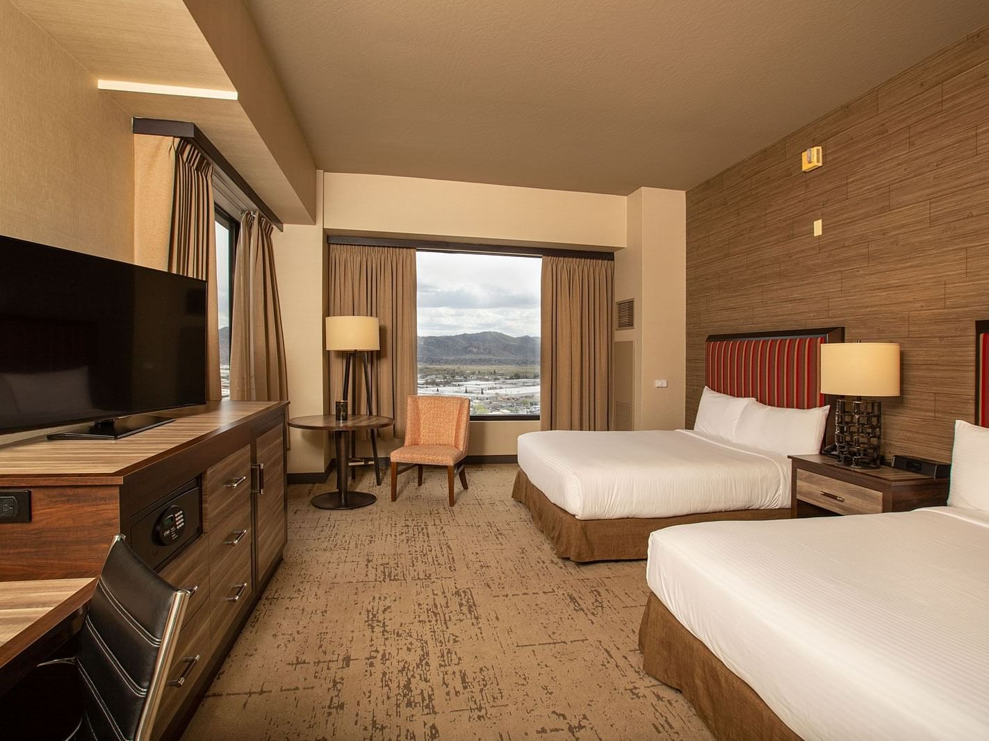 ADA Room with two Queen Beds