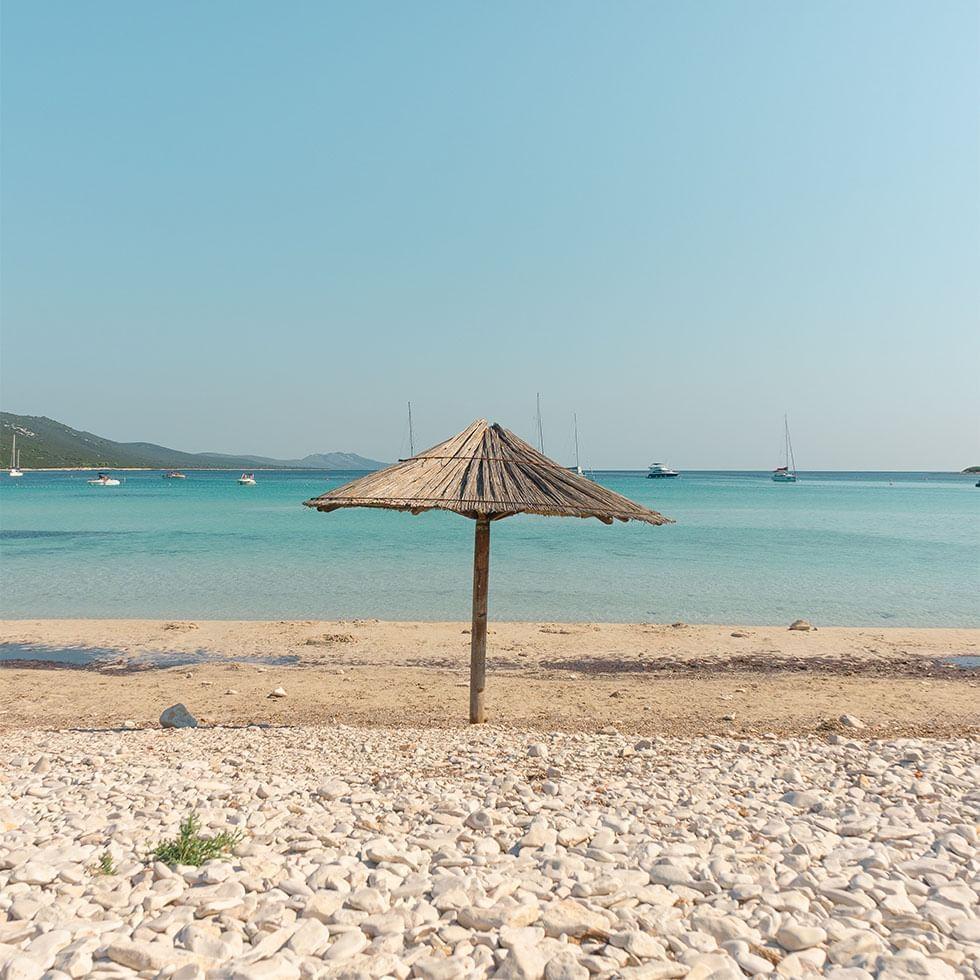 Baska Beach near  Falkensteiner Hotels and Residences