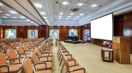Sală de conferință la Ana Hotels în România