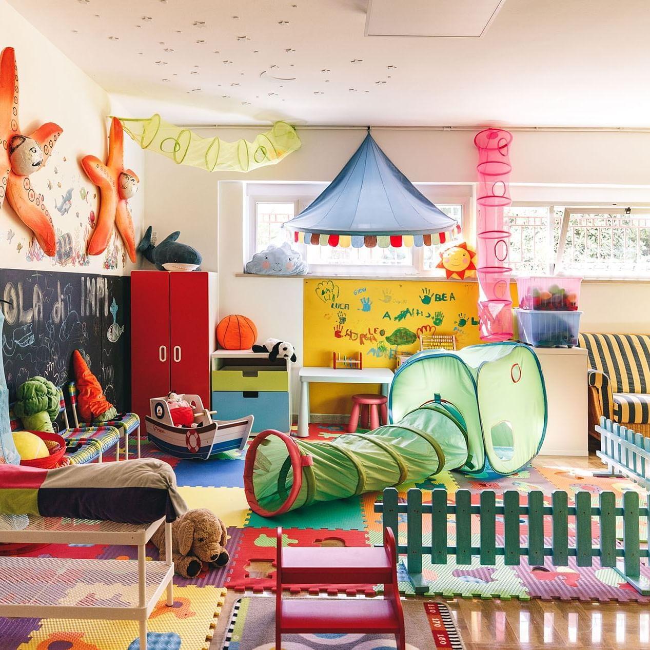 Indooor Kids Area