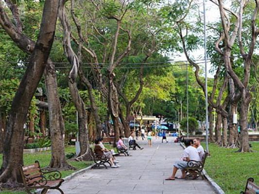 Le Van Tam Park - Ho Chi Minh City