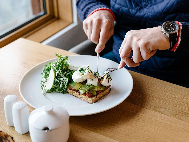 Whistler's Best Breakfast - Aura Restaurant