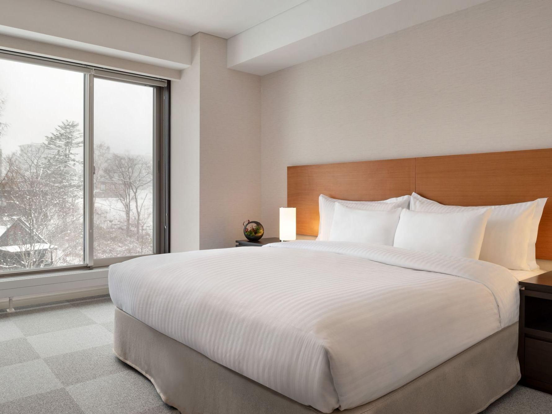 1 Bedroom Suite Annupuri View at Chatrium Niseko Japan