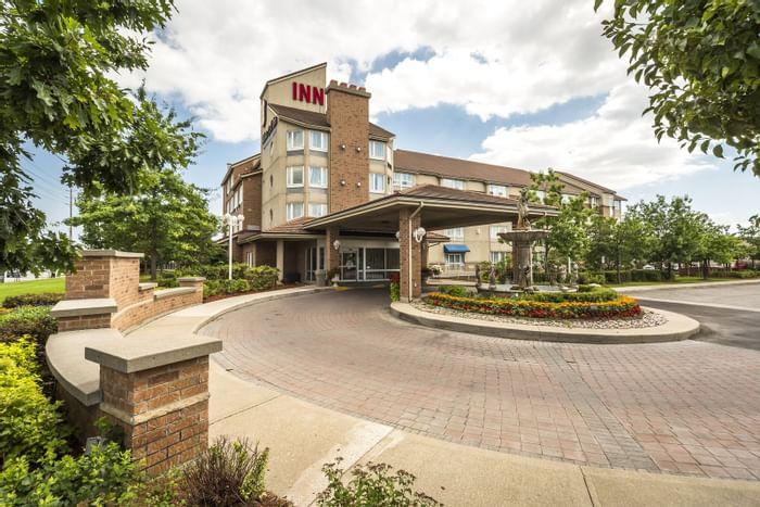 Hotel Lobby - Monte Carlo Inns Brampton Suites
