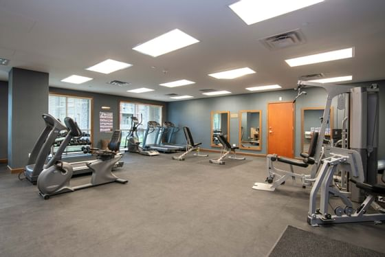 gym Sutton Place Hotel Revelstoke