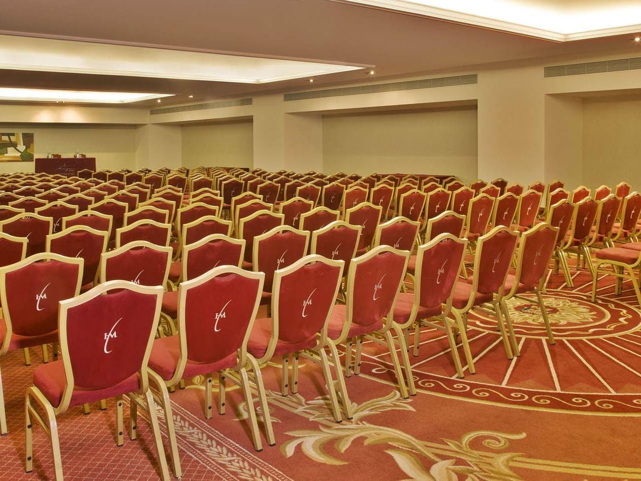 Salón de Reunión III del Hotel Cascais Miragem Health & Spa