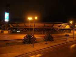 Estadio Nemecio Camacho El Campin near Bogotá Plaza Hotel
