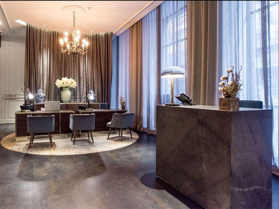 Concierge Service Gran Hotel Ingles