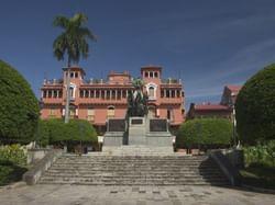 Exterior view of Catedral Metropolitana in Panama