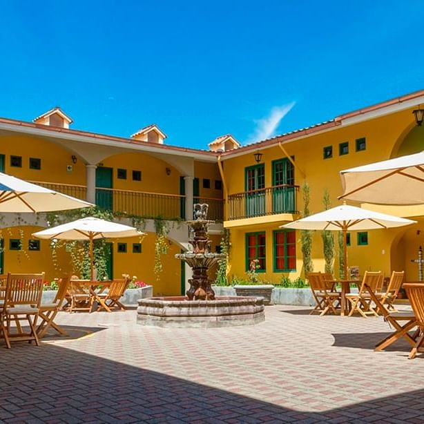 Hotel Tartar Cajamarca by DOT Tradition