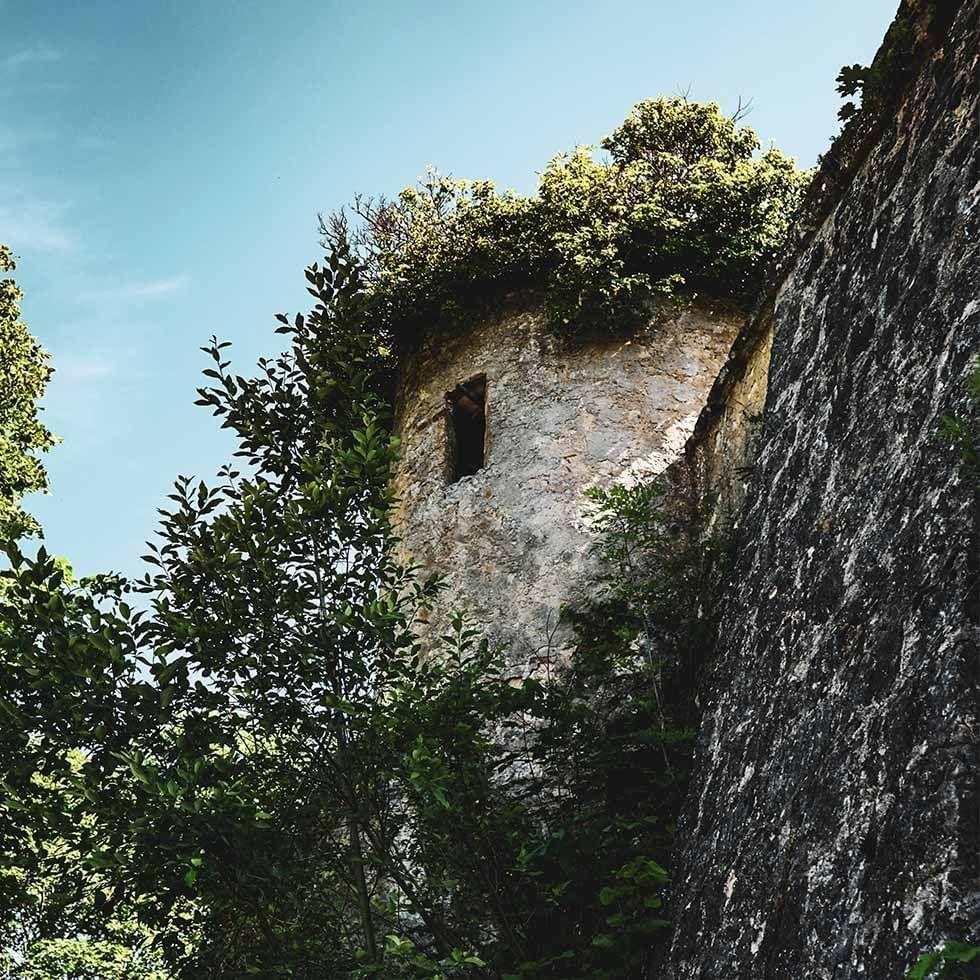 Rodenegg Castle near Falkensteiner Hotels and Residences