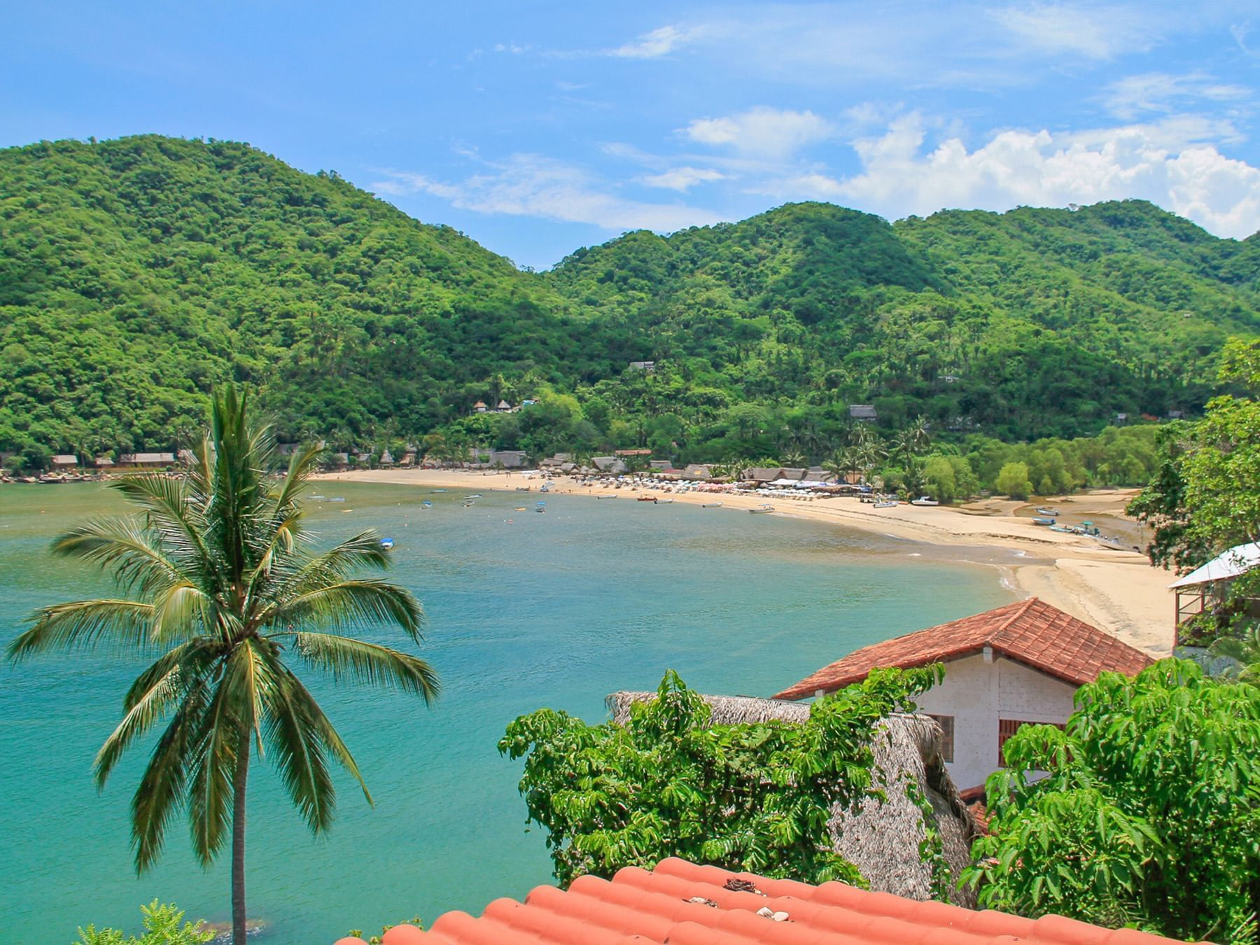 Yelapa  at Plaza Pelicanos Grand Beach Resort Hotel