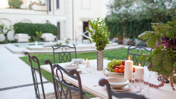 Villa in Toscana con piscina (Viareggio) - Vista dell'esterno di Luxury Villa Manin Viareggio UNA Esperienze