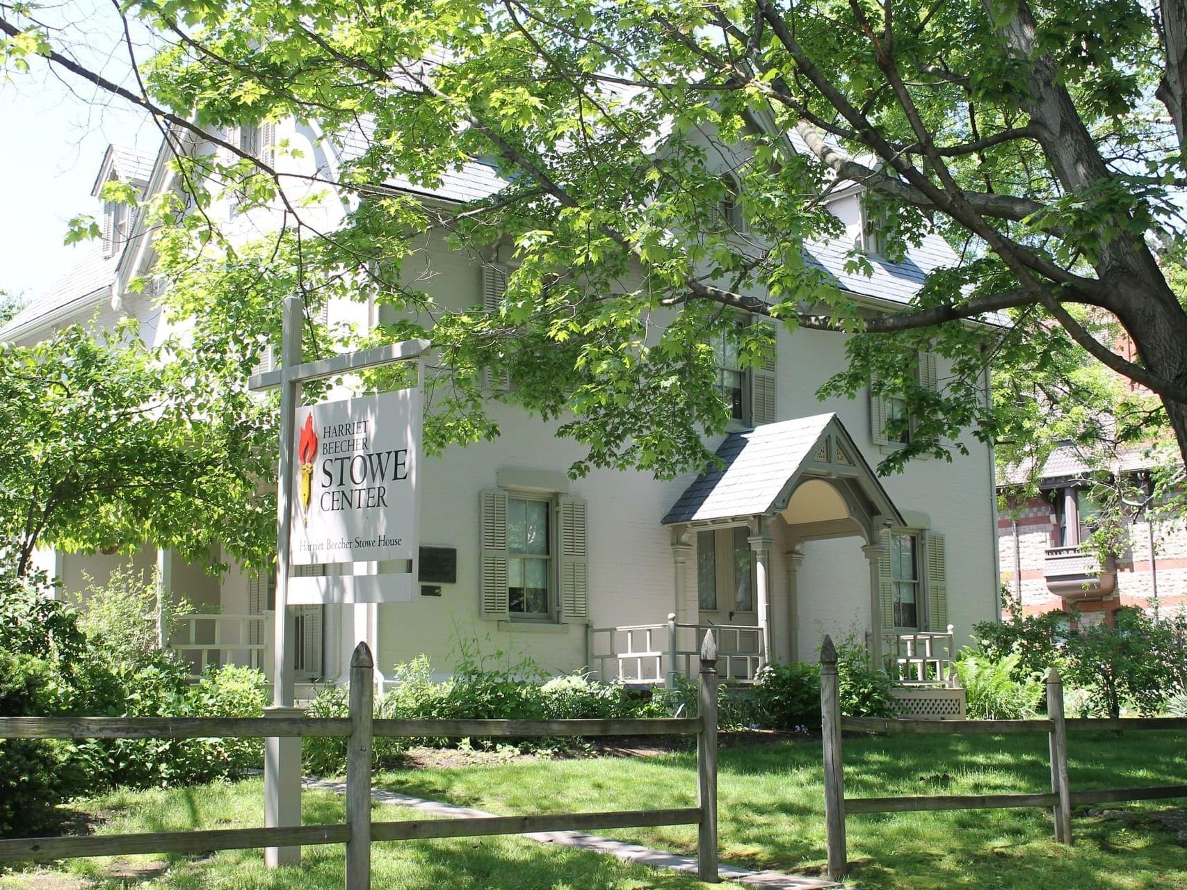 Harriet Beecher Stowe House near Farmington Inn and Suites