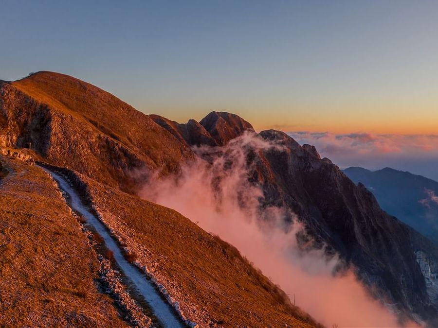 Discover Versilia: trails in Camaiore and hikes in Seravezza