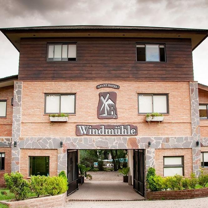 Windmuhle Apart Hotel by DOT Suites