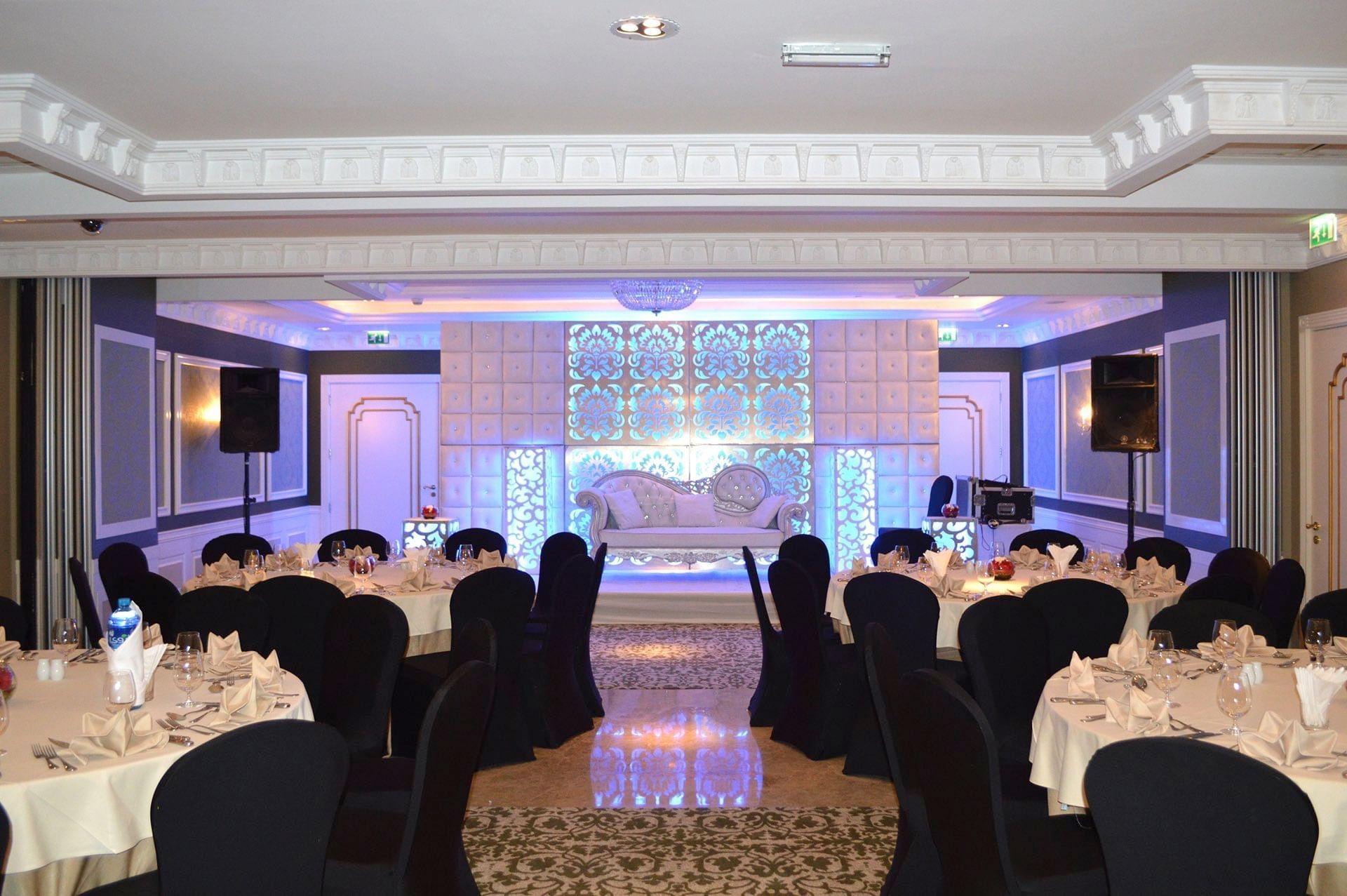 Wedding Banquet at Warwick Doha