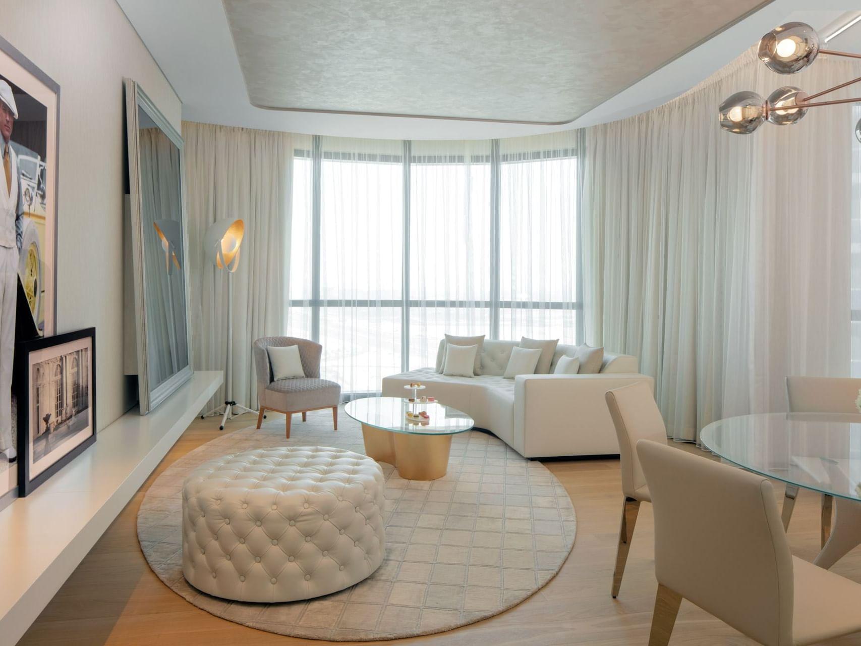 迪拜派拉蒙酒店查尔斯顿套房