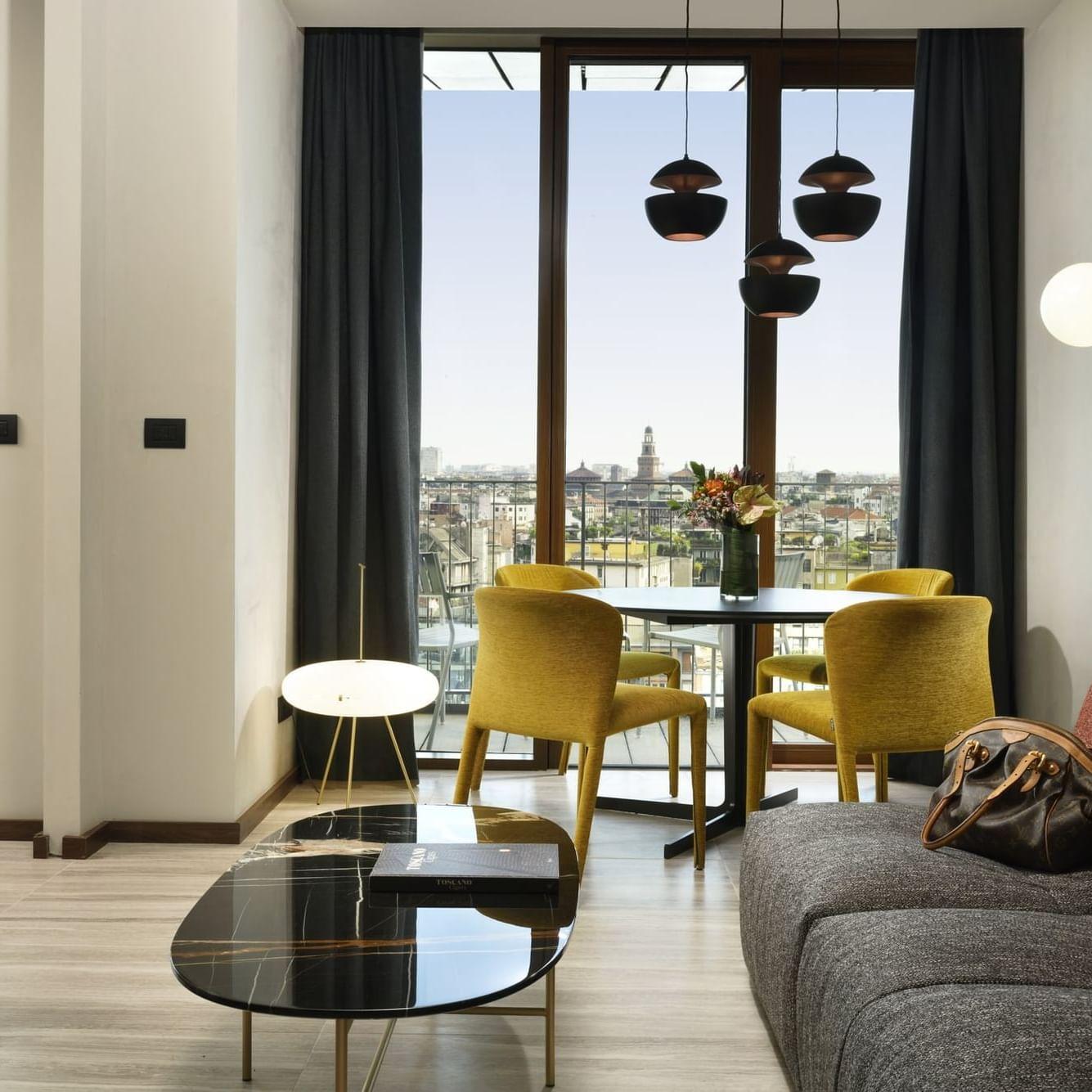 Hotel 4*S a Milano, Porta Nuova