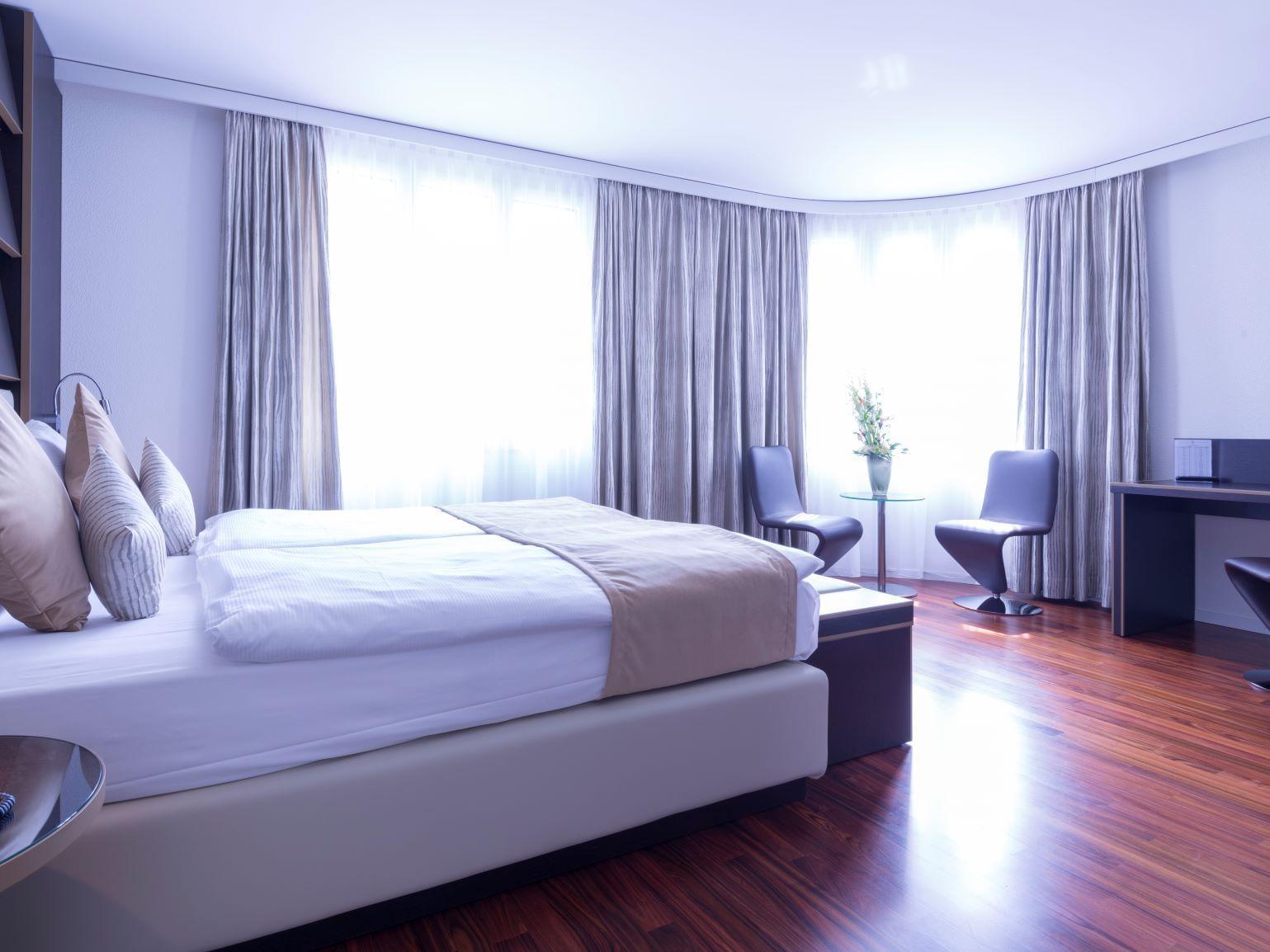 Premium Double Room at Hotel Krone Unterstrass in Zurich