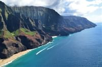Views of Na Pali Coast