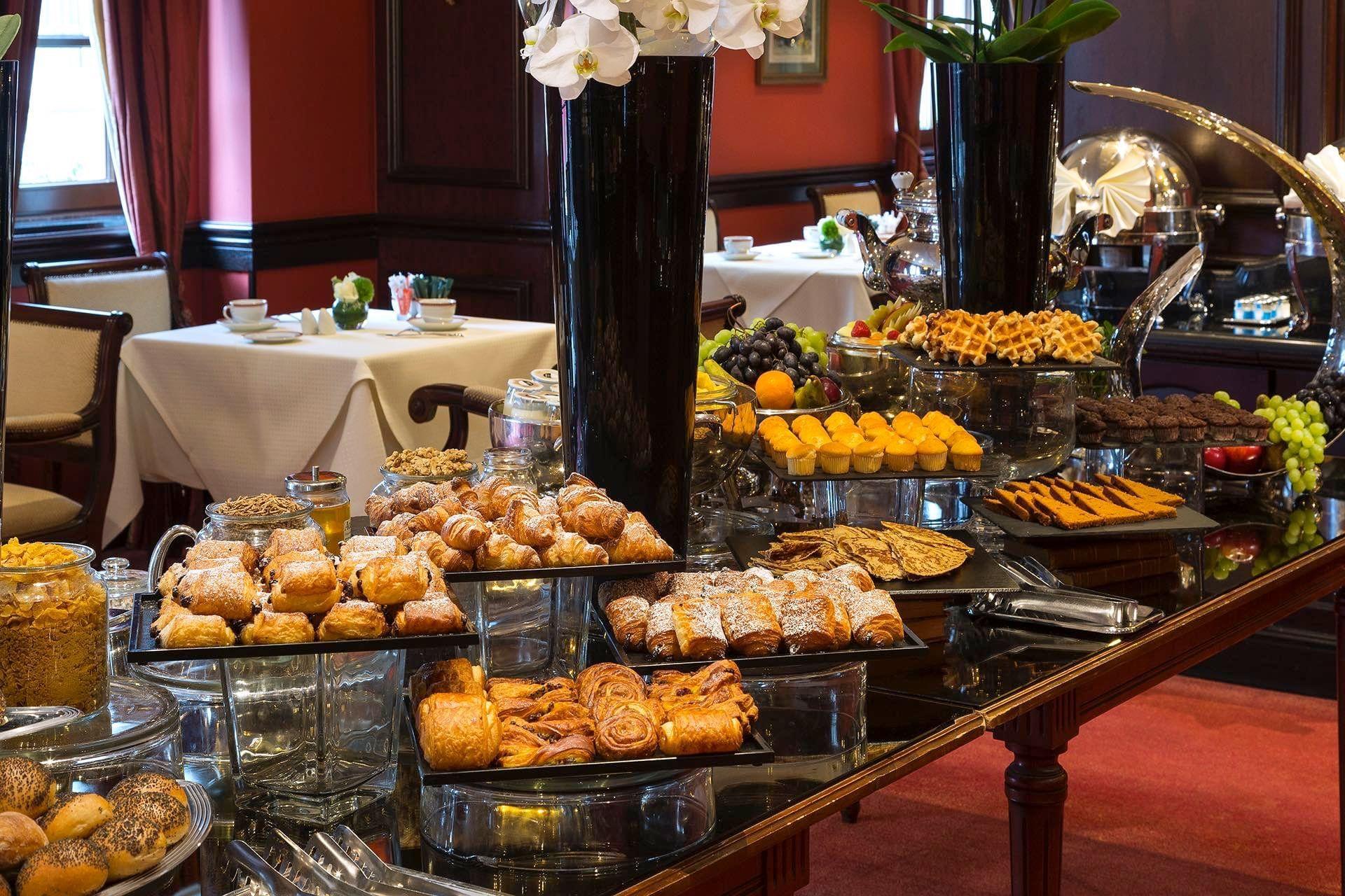 Breakfast Buffet Bakery at Warwick Brussels