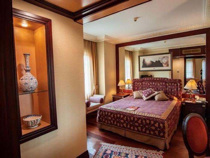 Stay 3 Nights or More  Eresin hotels sultanahmet