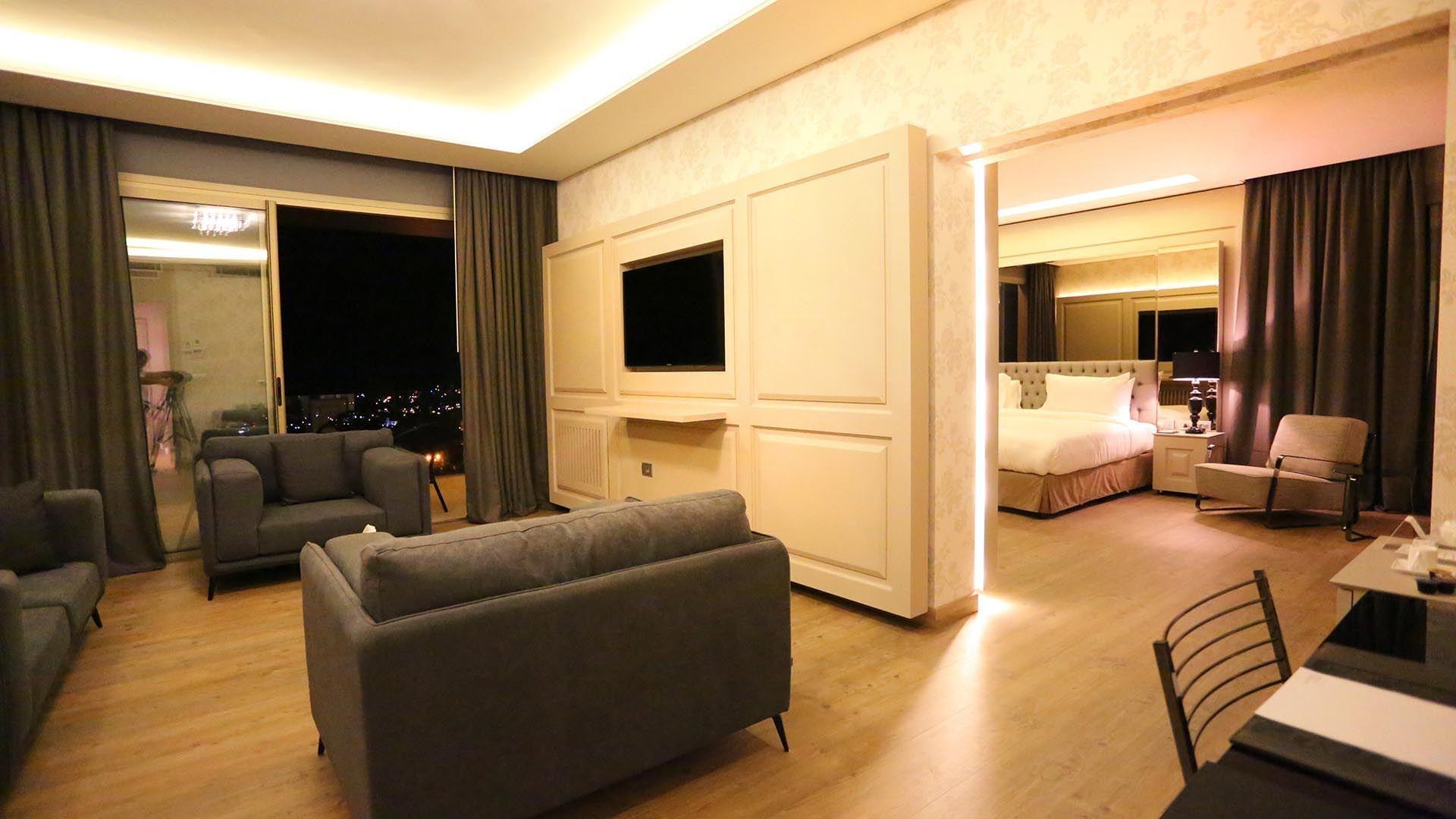 Executive Premium Suite at Mist Hotel & Spa