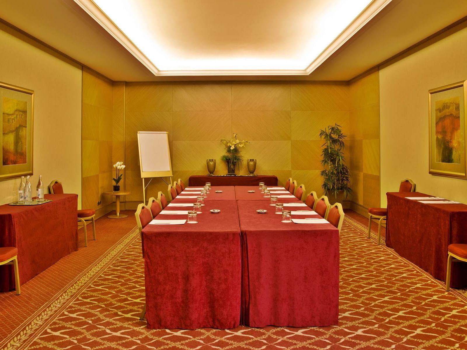 Salón de Reunión VIII, IX, X, XI del Hotel Cascais Miragem Health & Spa