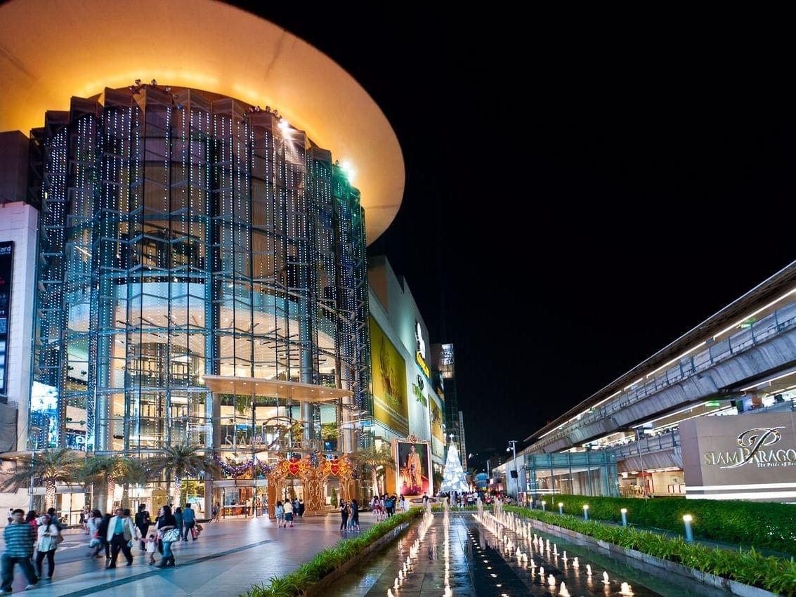 Siam Paragon Department Store