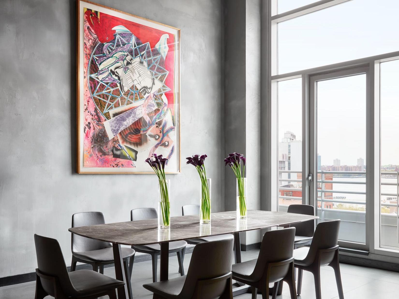 Poliform Penthouse Dining Table