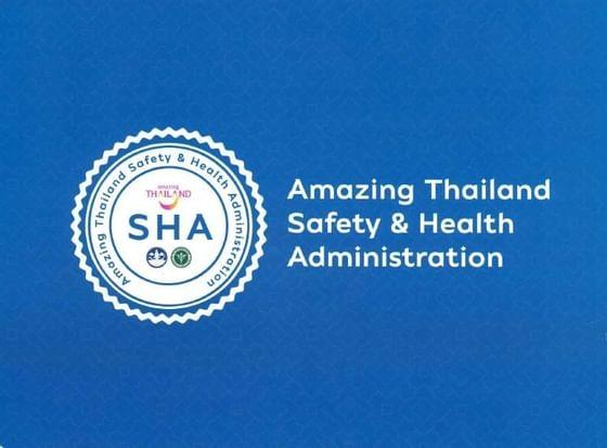 SHA Accredited Apartment Logo
