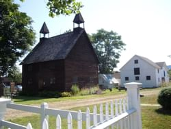 Phelps Tavern Museum and Homestead near Simsbury 1820 House