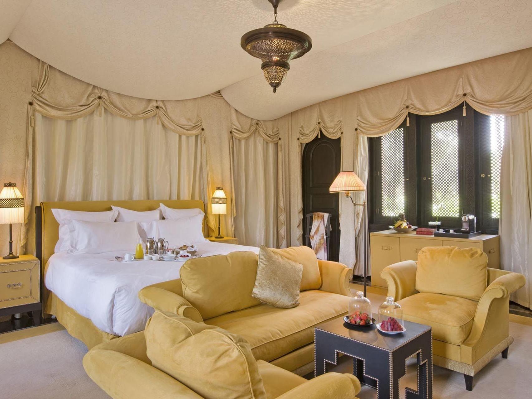 Villas at Selman Marrakech Hotel