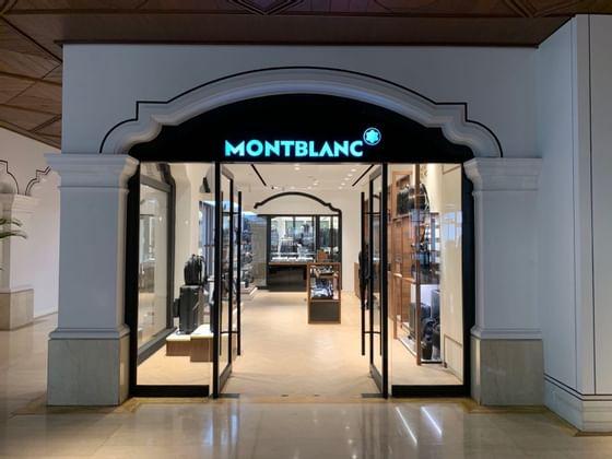 Montblanc Shop at Artyzen Grand Lapa Hotel Macau